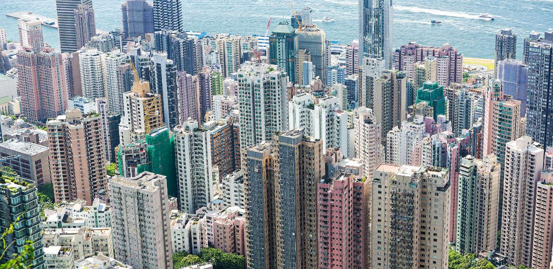 Hong Kong Property - Magazine cover