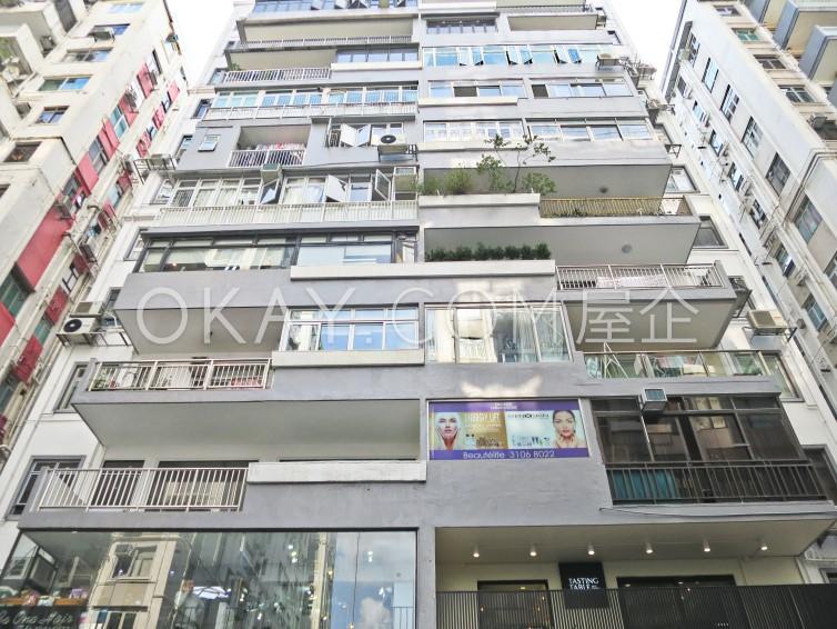 加寧大廈 - 物業出租 - 1019 尺 - HKD 39.5K - #375556