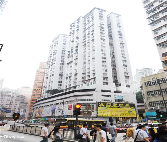 北角中心大廈 - 物業出租 - 653 尺 - HKD 25.5K - #395128