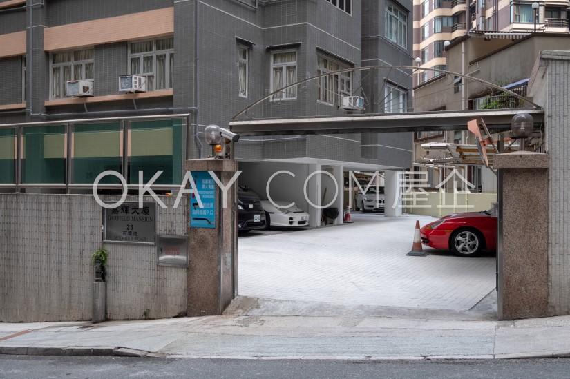 嘉輝大廈 - 物業出租 - 842 尺 - HKD 38K - #28535