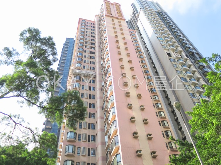 Building Outlook - Tai Hang Road Side
