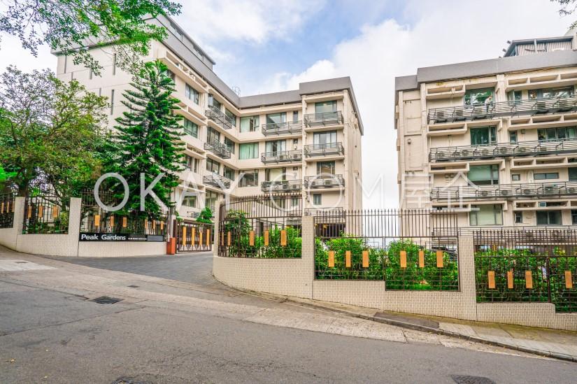 山頂花園 - 物业出租 - 1490 尺 - HKD 8,000万 - #12803