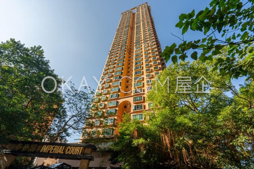 帝豪閣 - 物业出租 - 1027 尺 - HKD 30M - #458
