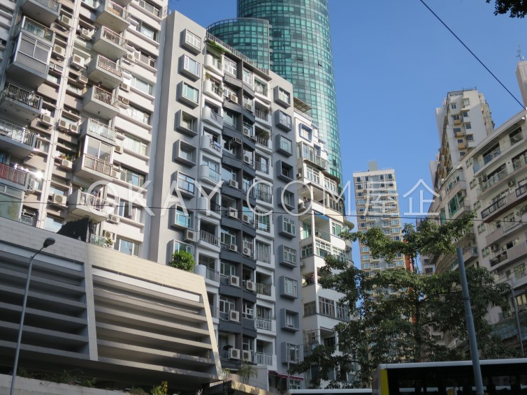 Building Outlook - Wong Nai Chung Road Side