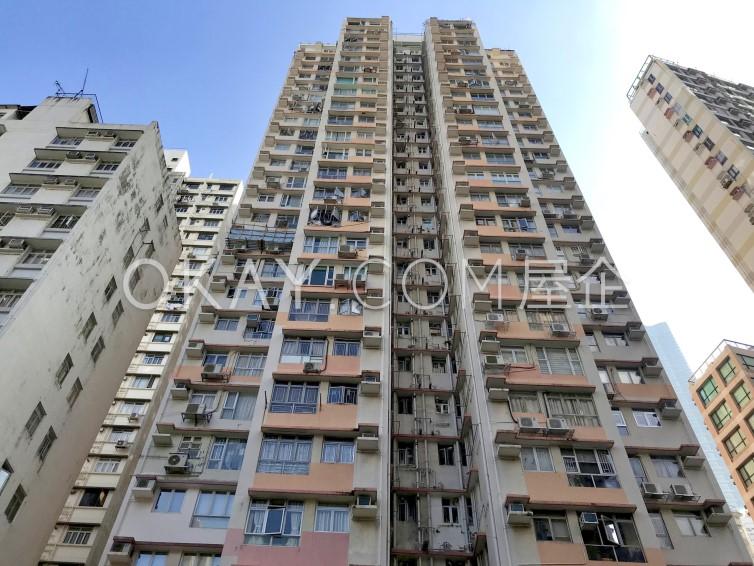 愉寶大廈 - 物業出租 - 417 尺 - HKD 8.5M - #110774