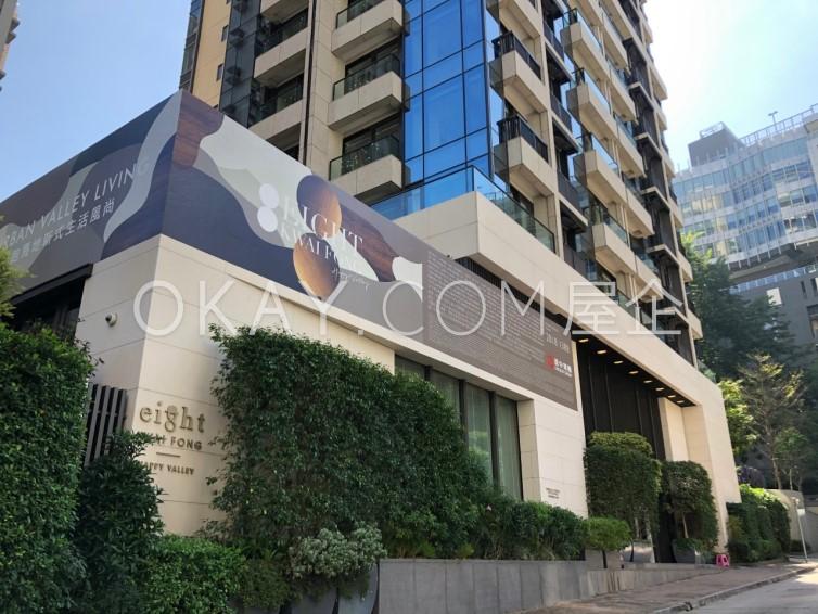 桂芳街8號 - 物业出租 - 411 尺 - HKD 23.8K - #387217
