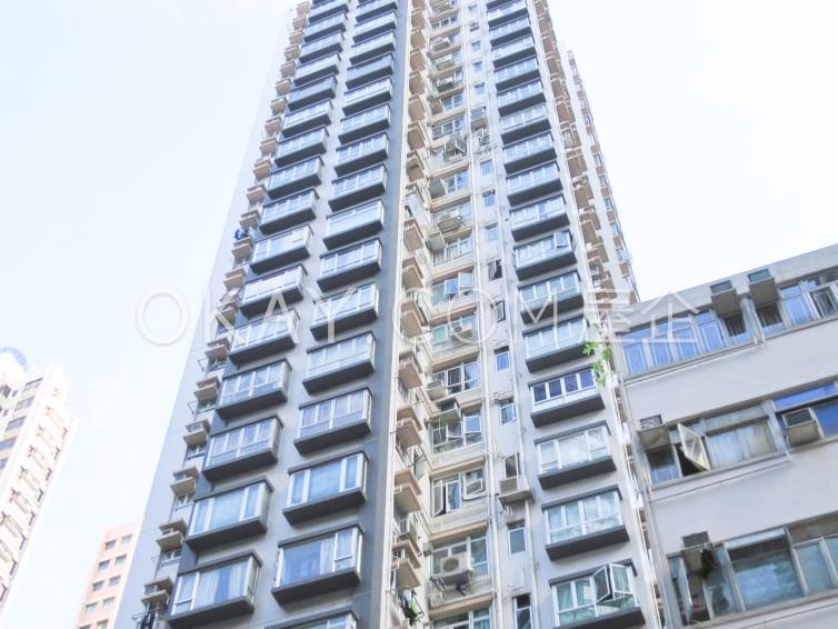 樂滿大廈 - 物業出租 - 424 尺 - HKD 960萬 - #383680