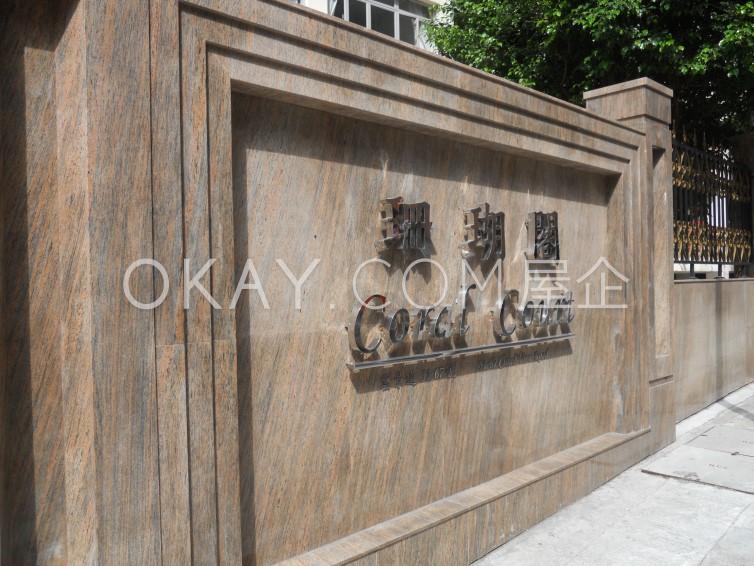 珊瑚閣 - 物业出租 - 877 尺 - HKD 1,750万 - #395436