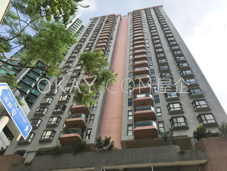 竹麗苑 - 物業出租 - 1229 尺 - HKD 5.3萬 - #101363