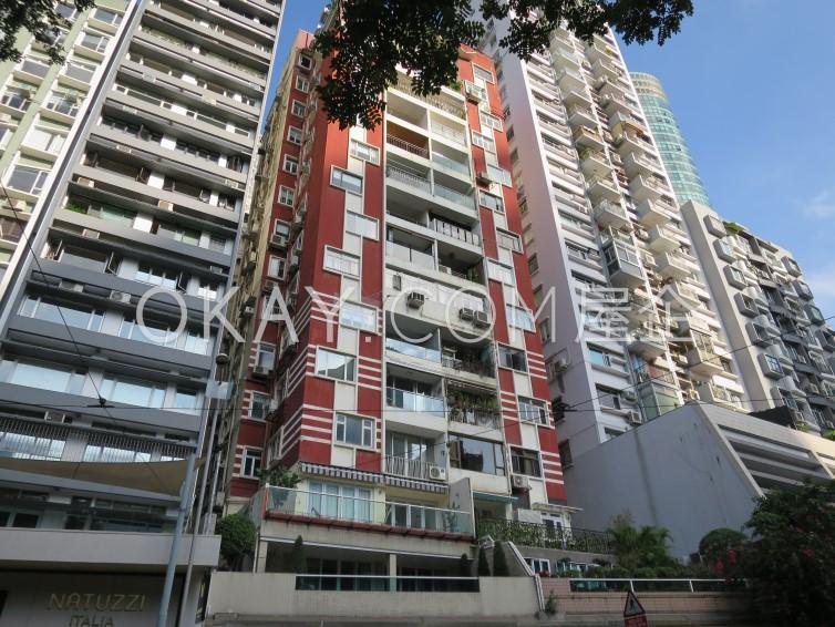 Building Outlook - Wong Nai Chung Road Side