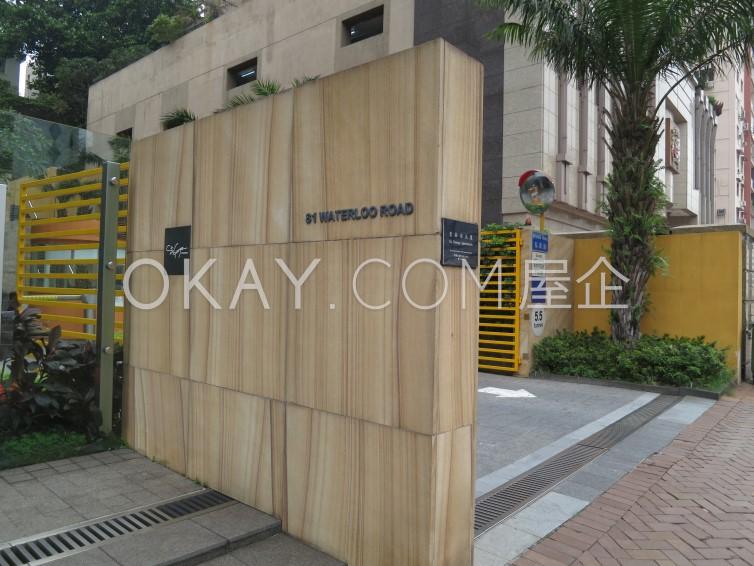 聖佐治大廈 - 物业出租 - 1127 尺 - HKD 4.2万 - #61974