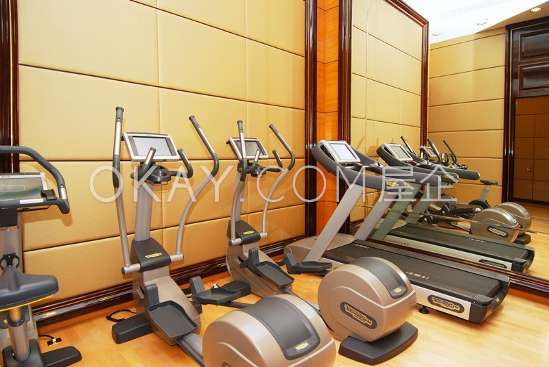 Clubhouse Gym Room