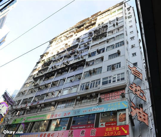 軒尼詩大廈 - 物業出租 - 555 尺 - HKD 25K - #73848