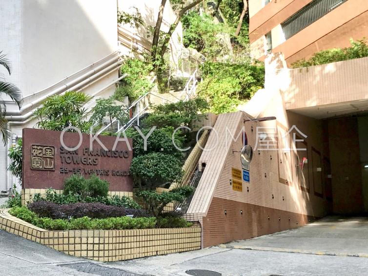 金山花園 - 物业出租 - 959 尺 - HKD 24M - #30030