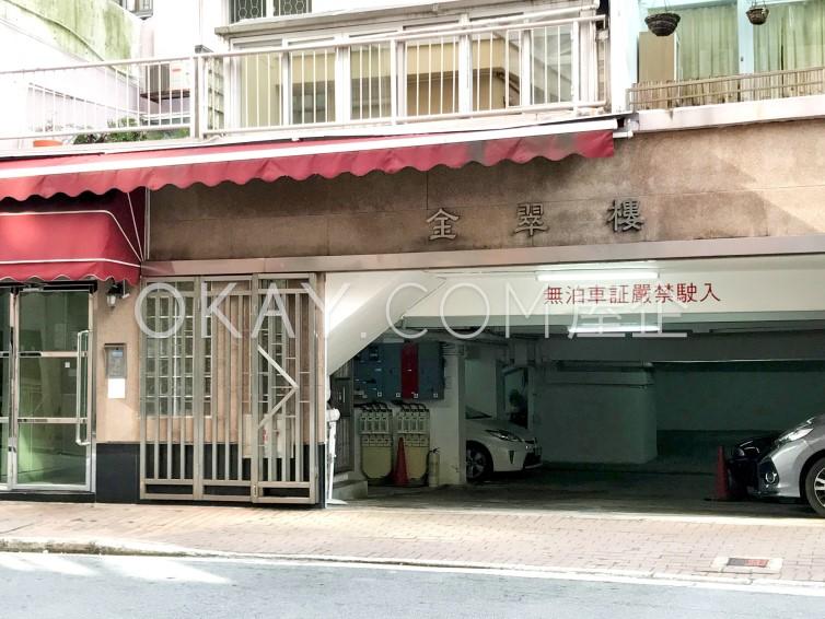 金翠樓 - 物業出租 - 445 尺 - HKD 1,050萬 - #120758