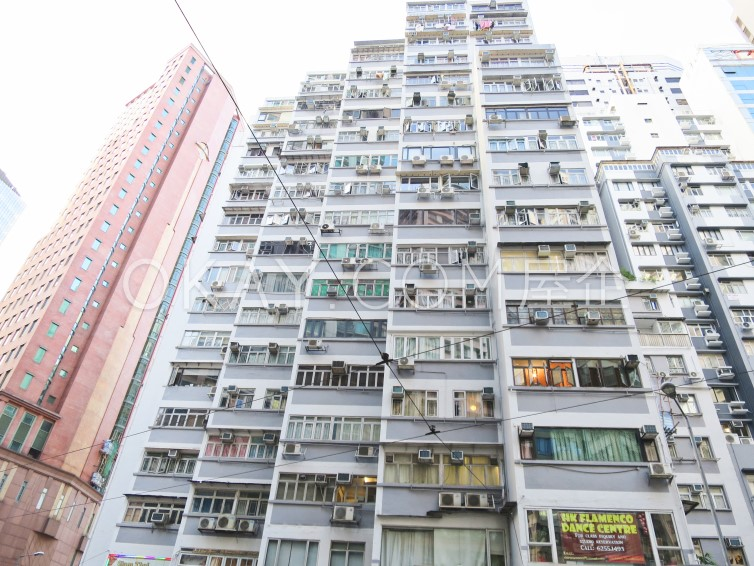長康大廈 - 物業出租 - 690 尺 - HKD 8.7M - #287464