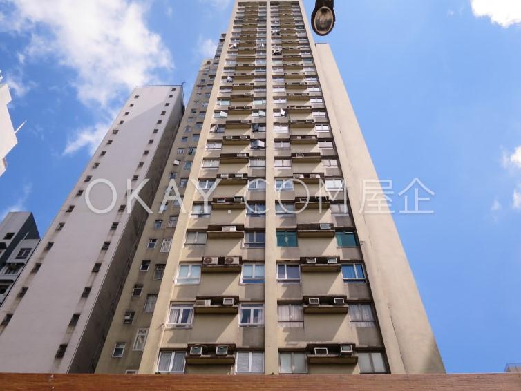 駱克大廈 - 物業出租 - 507 尺 - HKD 805萬 - #62677
