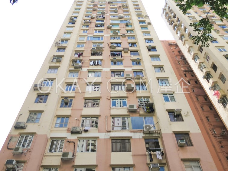 Building Outlook - Tai Hang Drive Side