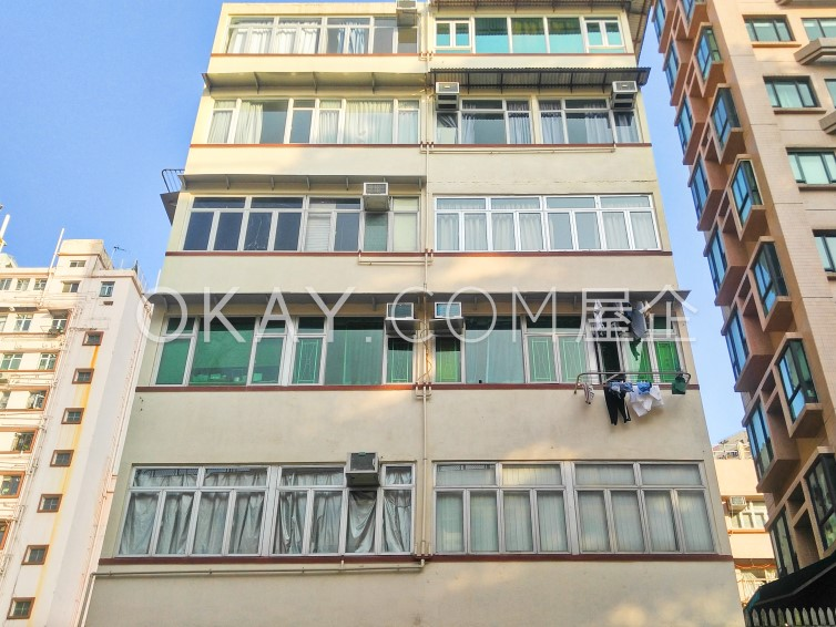 Building Outlook - Tung Lo Wan Road Side