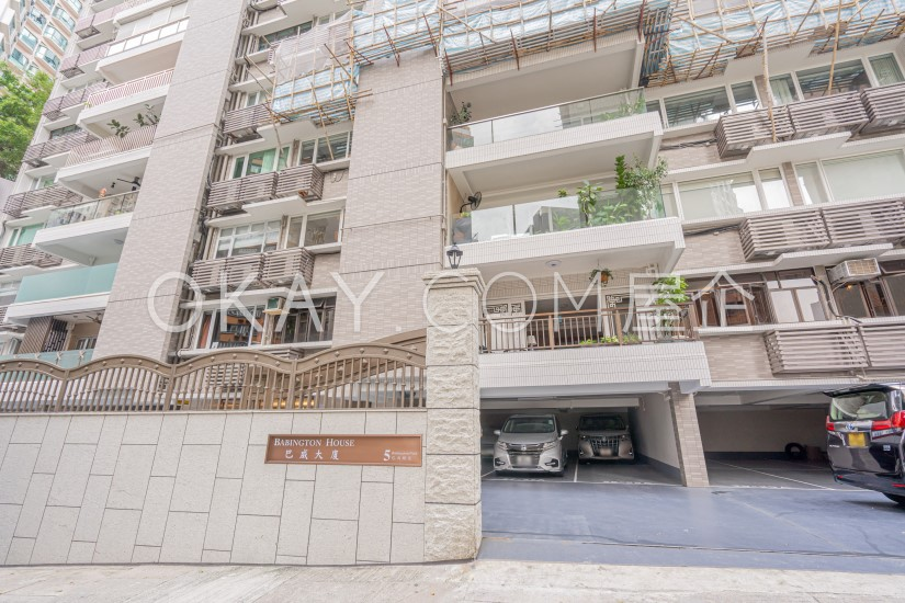 Babington House - For Rent - 2480 sqft - HKD 56M - #76906
