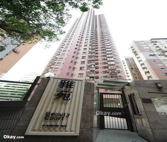 Beauty Court - Robinson Road - For Rent - 1361 sqft - HKD 38.8M - #10276