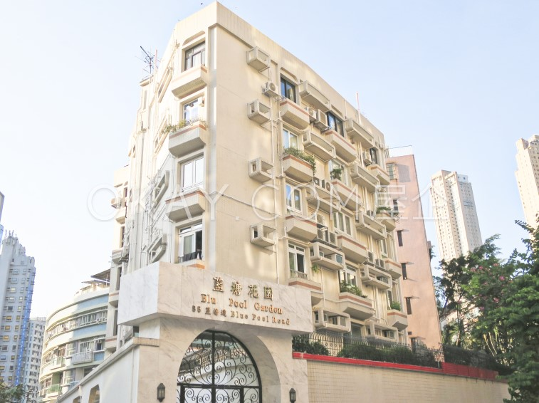 Blue Pool Garden - For Rent - 1076 sqft - HKD 25.8M - #26295