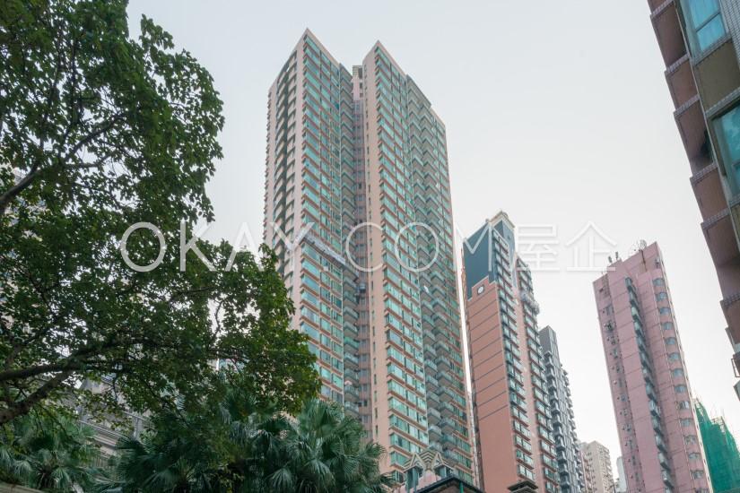 Bon-Point - For Rent - 833 sqft - HKD 30M - #493