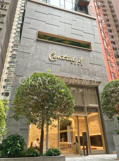 Central 8 - For Rent - 311 sqft - HKD 28K - #385439