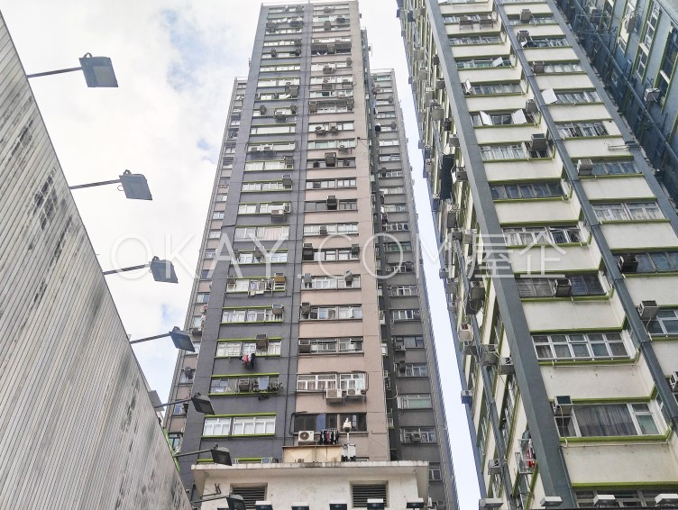 Chee On Building - For Rent - 465 sqft - HKD 19K - #374127