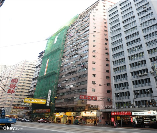 Cheong Ip Building - For Rent - 579 sqft - HKD 8M - #286946