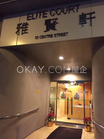 Elite Court - For Rent - 382 sqft - HKD 8.8M - #174646