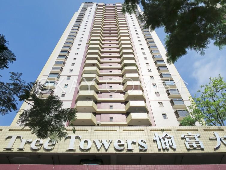 Elm Tree Towers - For Rent - 1857 sqft - HKD 85K - #165774
