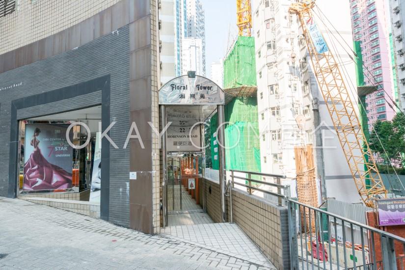 Floral Tower - For Rent - 621 sqft - HKD 28K - #90198