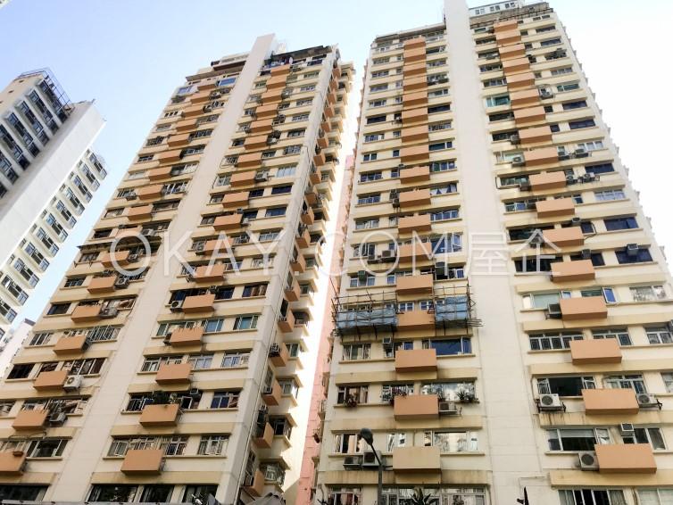 Friendship Court - For Rent - 722 sqft - HKD 20M - #62708