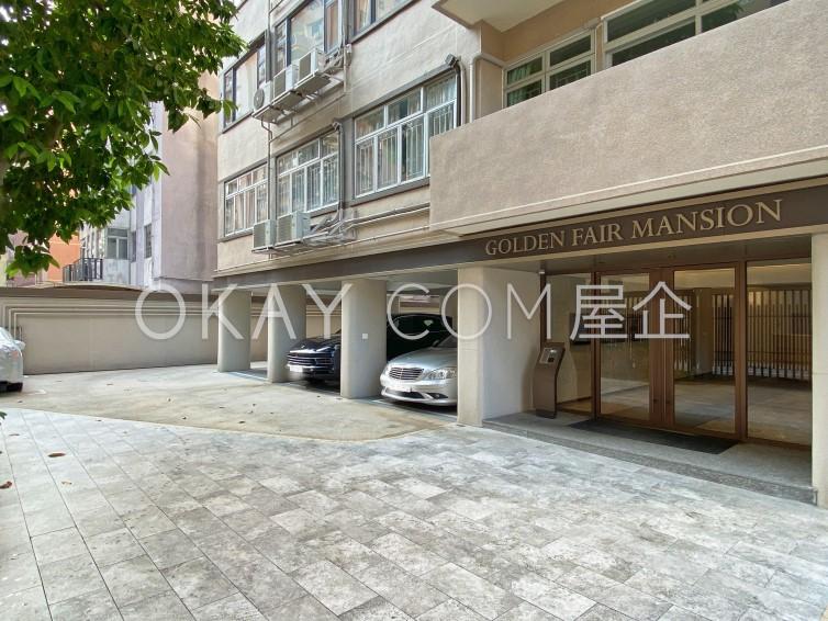 Golden Fair Mansion - For Rent - 1119 sqft - HKD 54.5K - #164120