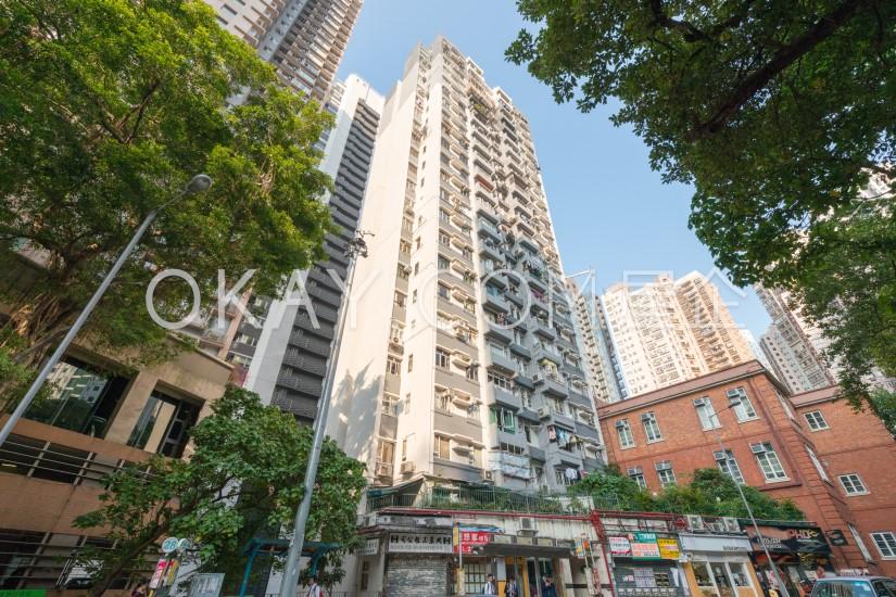 Hing Hon Building - For Rent - 727 sqft - HKD 12.6M - #317095