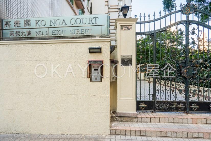 Ko Nga Court - For Rent - 477 sqft - HKD 10.88M - #100856