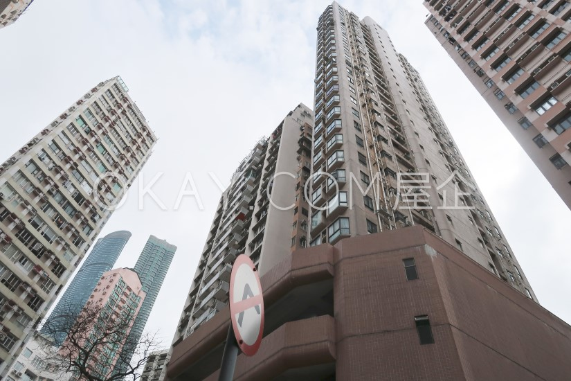 Panny Court - For Rent - 502 sqft - HKD 27K - #61631
