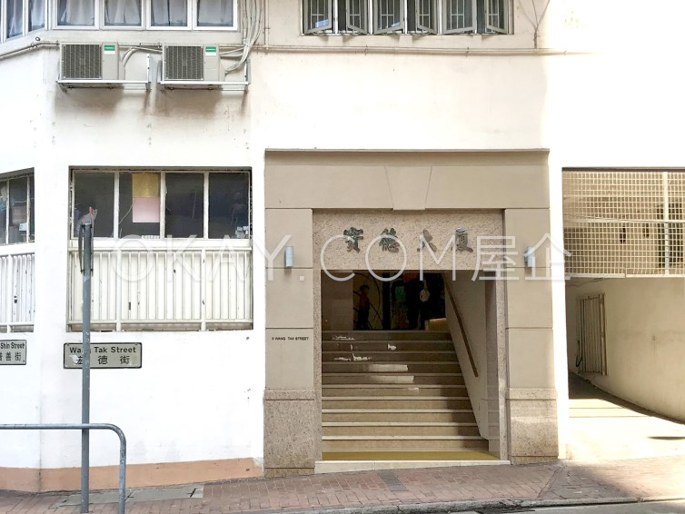 Po Tak Mansion - For Rent - 536 sqft - HKD 15M - #78186