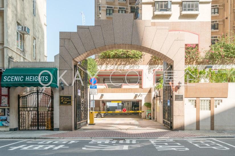 Scenic Heights - For Rent - 601 sqft - HKD 26K - #85809