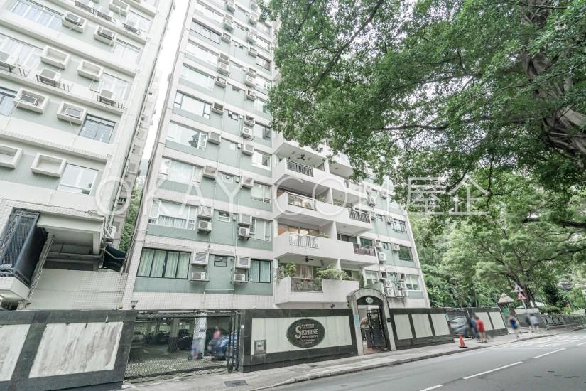 Skyline Mansion - Conduit Road - For Rent - 1194 sqft - HKD 30M - #86617