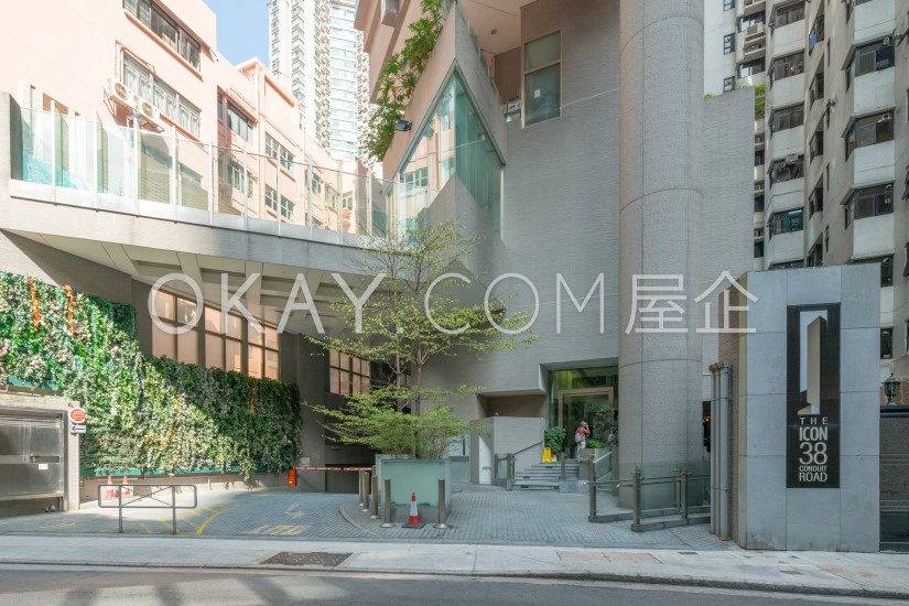 The Icon - 物业出租 - 452 尺 - HKD 1,140万 - #210803