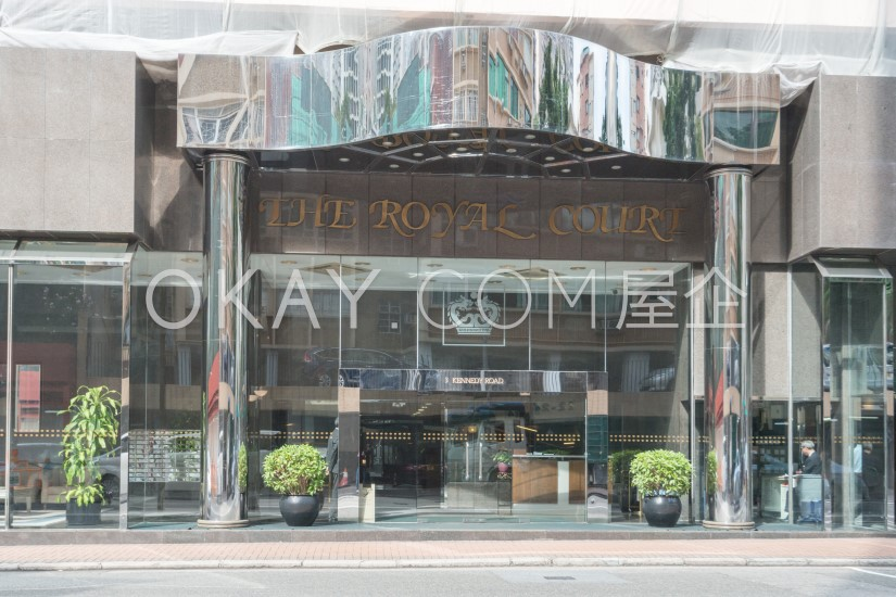 The Royal Court - For Rent - 856 sqft - HKD 28.5M - #53177