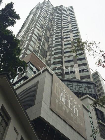 The Summa - For Rent - 912 sqft - HKD 34M - #287823