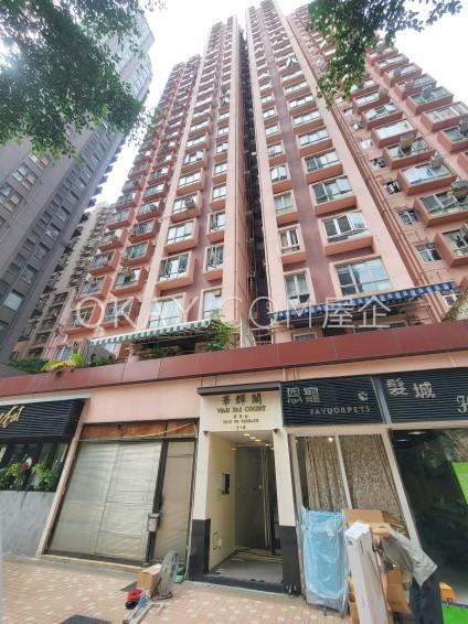 Wah Fai Court - For Rent - 398 sqft - HKD 9.27M - #179414