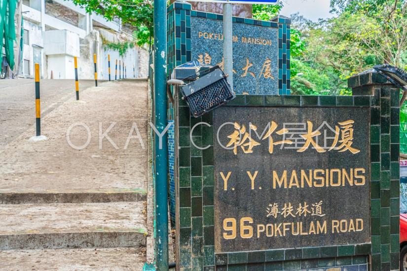 Y. Y. Mansion - For Rent - 1312 sqft - HKD 26.8M - #53286