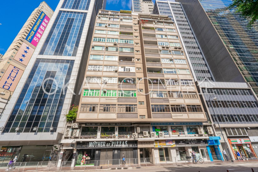 Yee Hing Building - For Rent - 591 sqft - HKD 25K - #368102