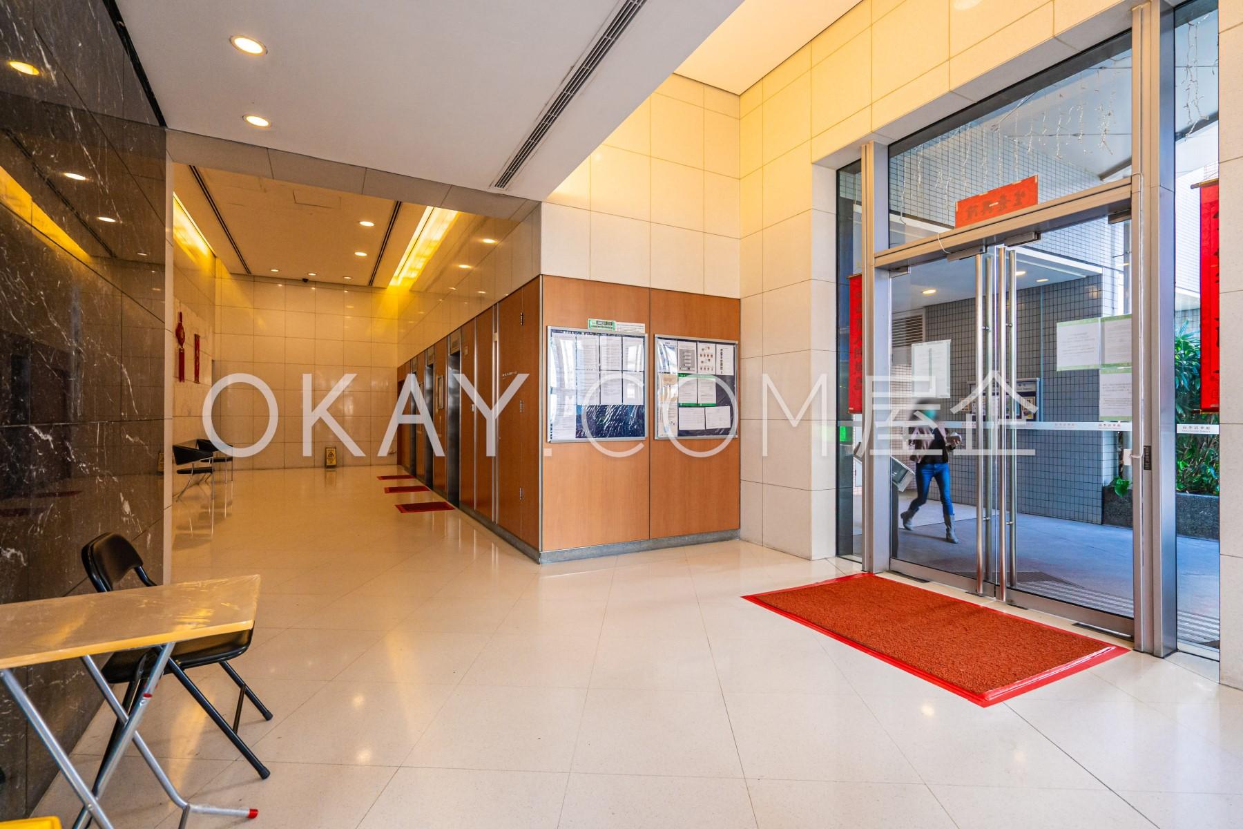 Lobby of Block A