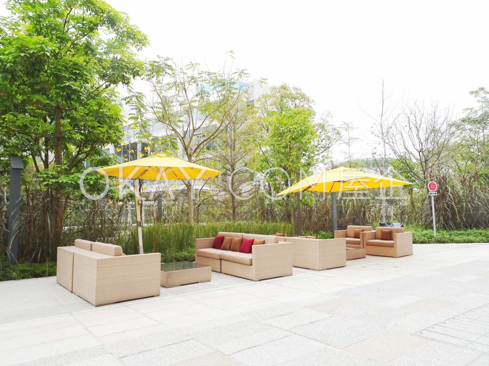 Communal Outdoor Seating