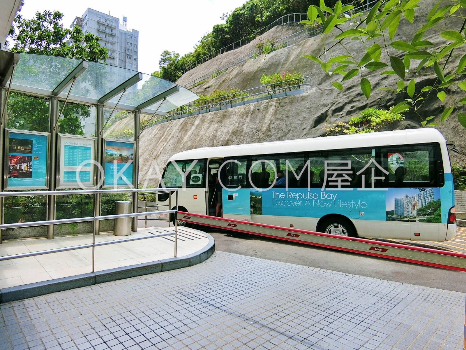 Shuttle Bus Station